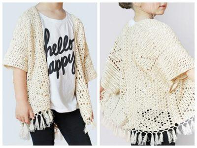 Kenzie Kimono Sweater