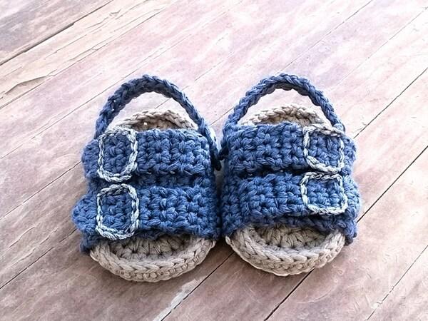 Birkenstock style baby sandals