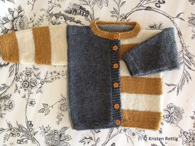 Gingersnap Cardigan