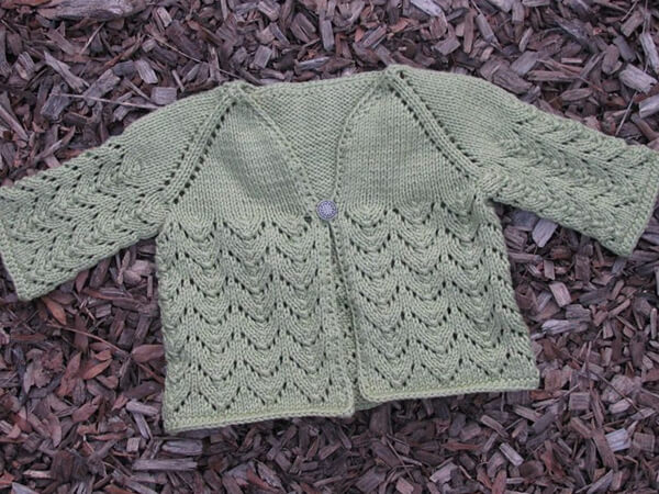 Summer Chills Cardigan