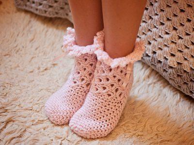 Lace Frill Socks