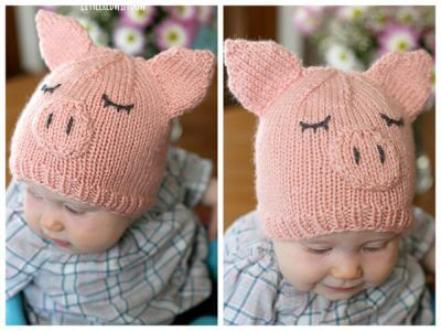 Little Pig Hat