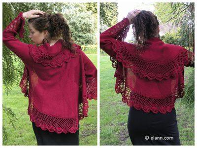 Lara Pinwheel Sweater