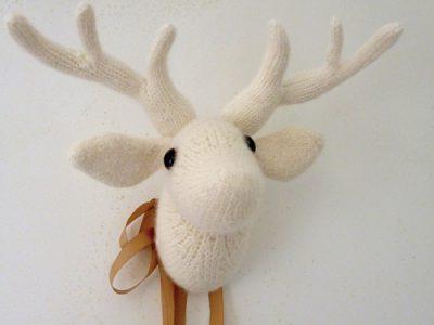 A deer trophy