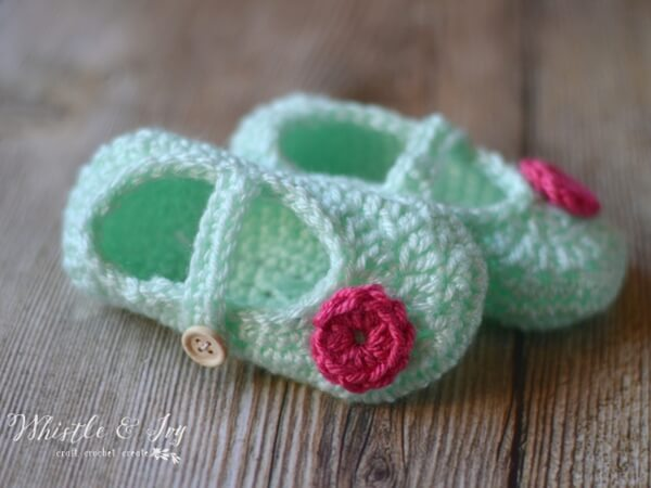 Toddler Little Dot Mary Janes Slippers