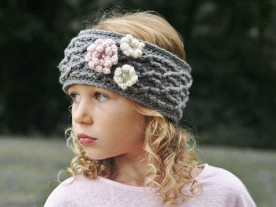 The Carys Cabled Headband Pattern