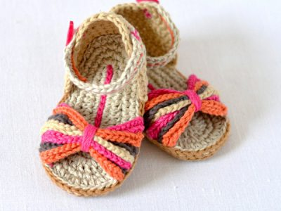 Paris Style Baby Shoes
