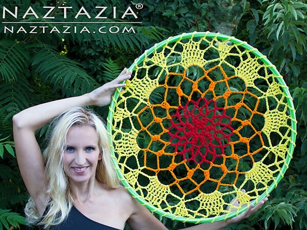Mandala Dream Catcher