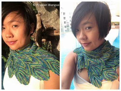 Pincha shawl
