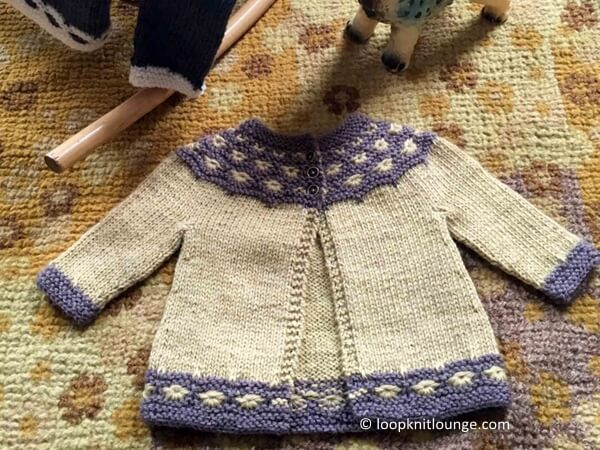Mabel Cardigan