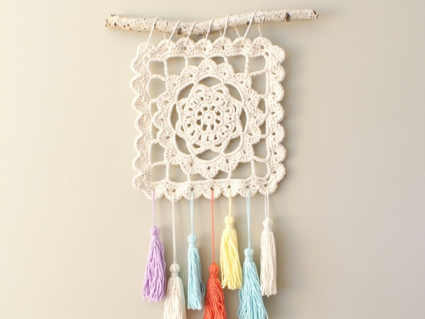 Square Wall Hanging