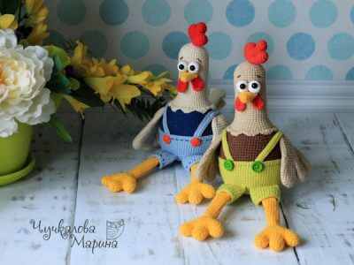 Kukaresha Rooster Toy