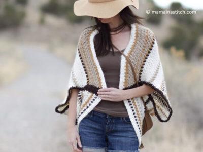 Baja Blanket Sweater