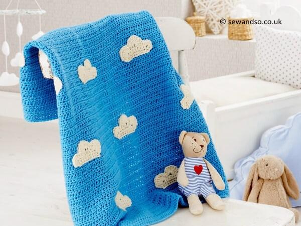 Blue Sky Blanket