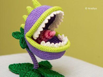 Crochet Chomper Amigurumi