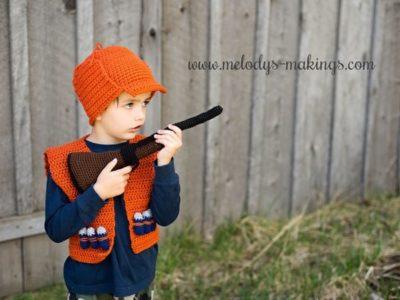 Halloween Costume Crochet Pattern