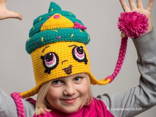 Cupcake Queen Hat