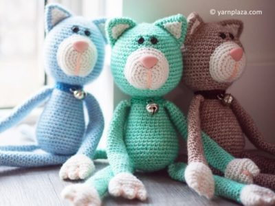 CROCHET CAT - THE CUTEST AMIGURUMI PATTERN