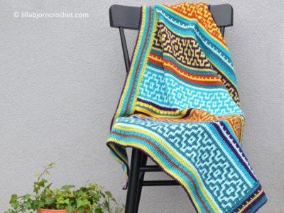 Nya Mosaic Blanket