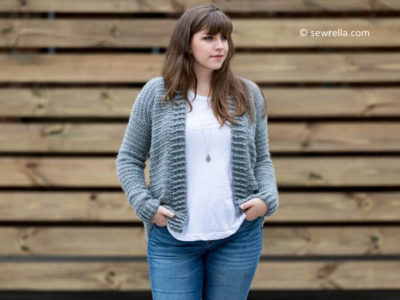 The Everyday Crochet Cardigan