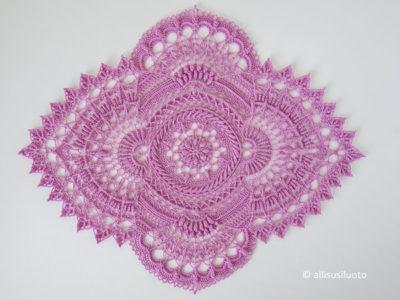 Crochet Doily Pattern LINDA