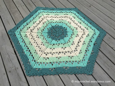 Cloudberry Blanket