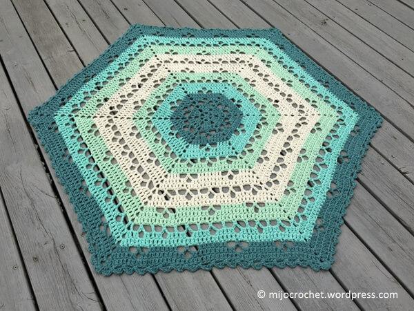 Cloudberry Blanket