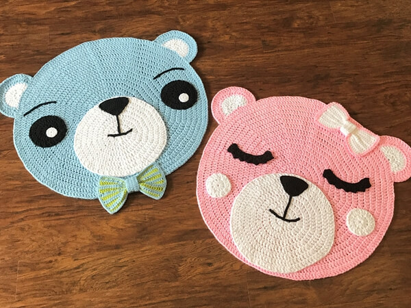 Little Bears Nursery Rugs