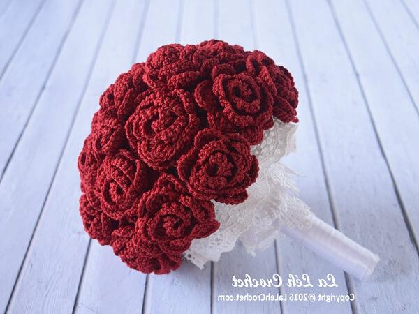 Wedding Flower Bouquet Share A Pattern
