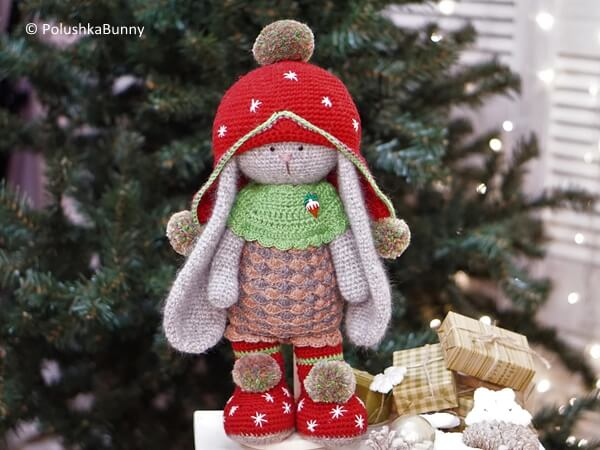 Easy and Beautiful Christmas costume-PineCon