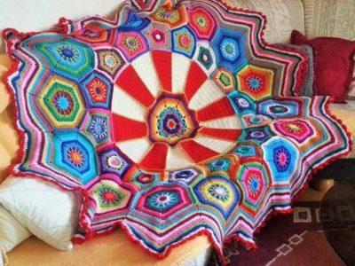 Carousel-Blanket