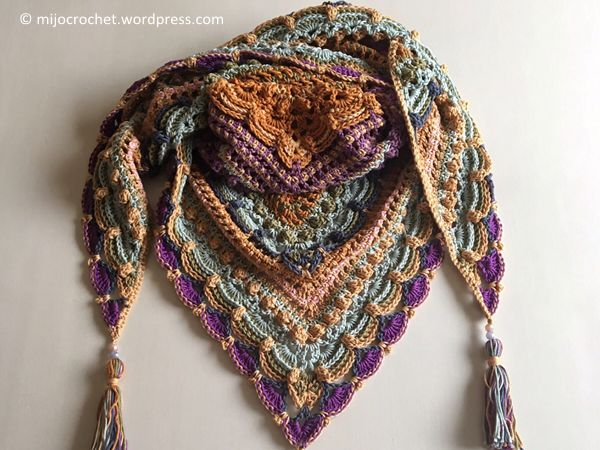 Lost In Time Scarf