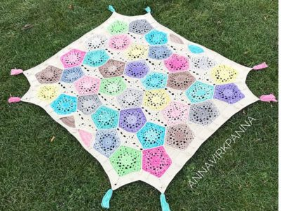 Aquarel blanket