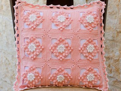 The Ethereal Rose Cushion
