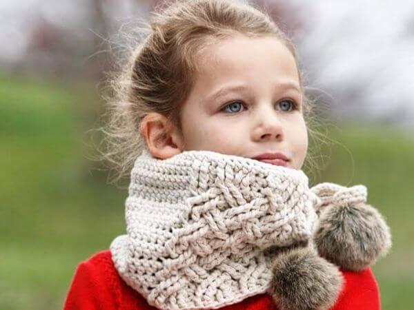 The Layton Crochet Scarf