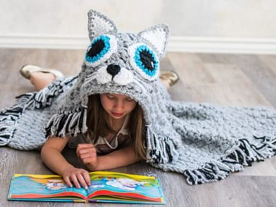 Bulky & Quick Cat Blanket