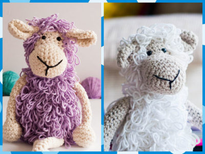 THE LOOP STITCH SHEEP
