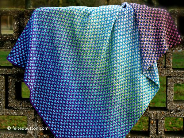 Trio Blanket