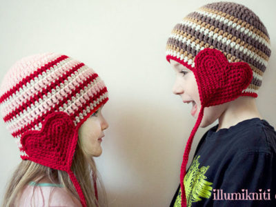 Valentine Day Hat