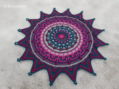Star of the Forest Doily
