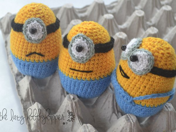 Easter egg Minions