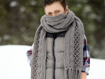 Snow Country Super Scarf