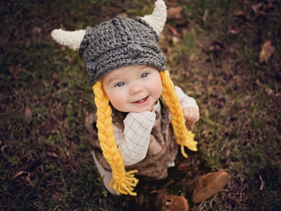 Crochet Viking Hat Pattern