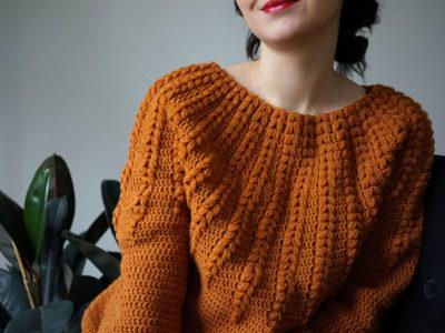 Goldenrod Sweater