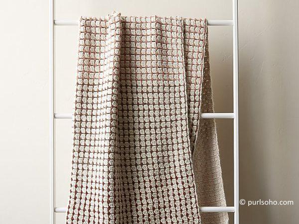 Crochet Tonal Blanket