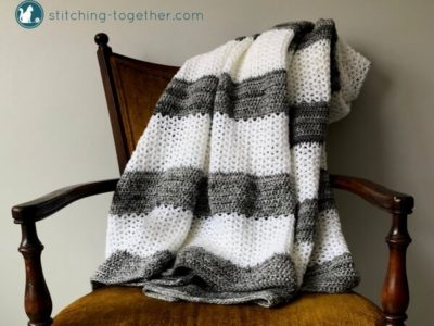 COCO CROCHET THROW
