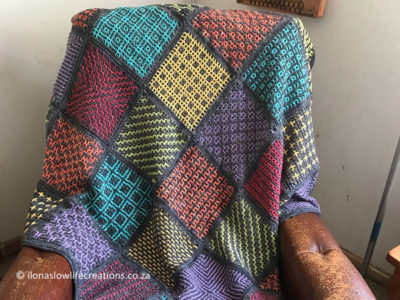 Wacky Weave Squares
