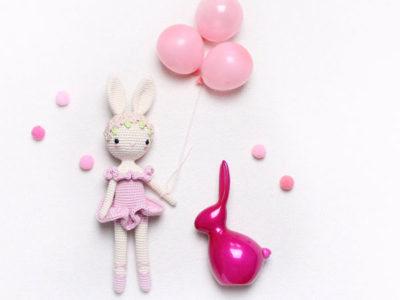 kikalite Ballerina Bunny Charlotte