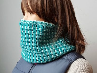 Sea Blues Cowl