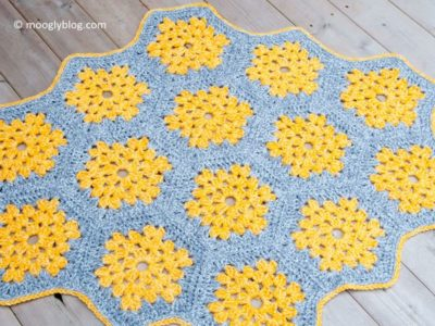 Bee's Knees Rug